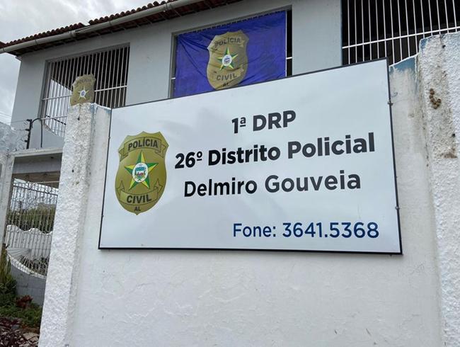Polícia Civil resgata jovem de exploração sexual em Delmiro Gouveia