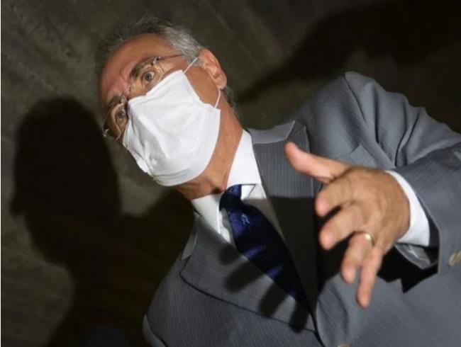 """Renan: """"Bolsonaro será responsabilizado se CPI provar algo contra ele"""""""