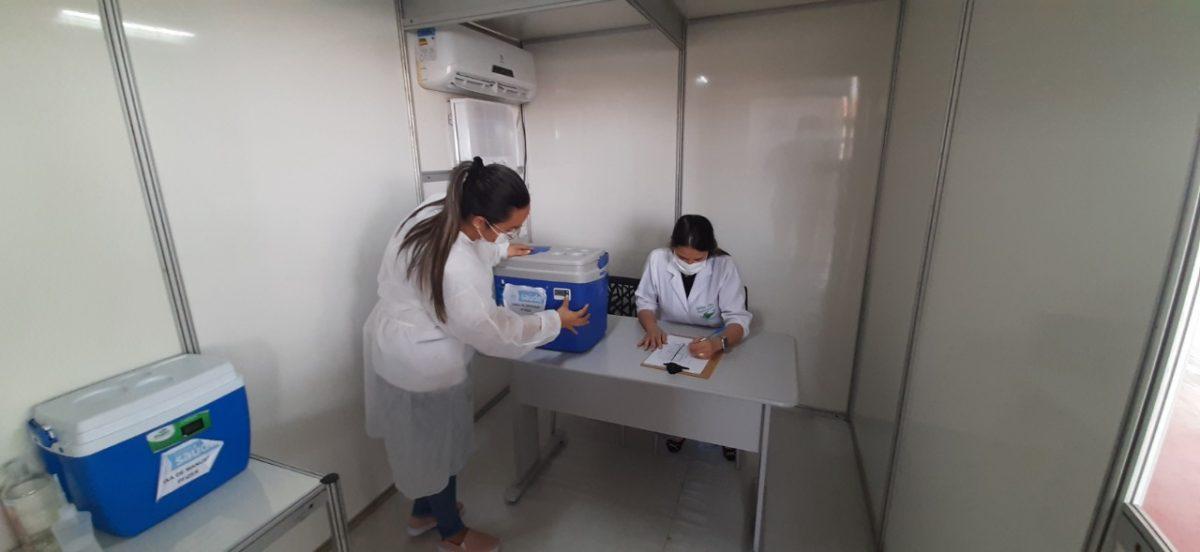 Delmiro Gouveia investe em nova estrutura para imunizante da Pfizer e o município está apto para receber todos os tipos de imunizantes contra a COVID-19