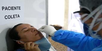 Taxa de infecção por covid continua caindo em Alagoas, diz Sesau