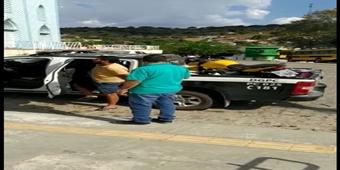 Acusado de matar o pai em Mata Grande chega ao município